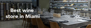 Best wine store in Miami: finding.wine