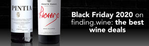 Black Friday 2020 on finding.wine: the best wine deals
