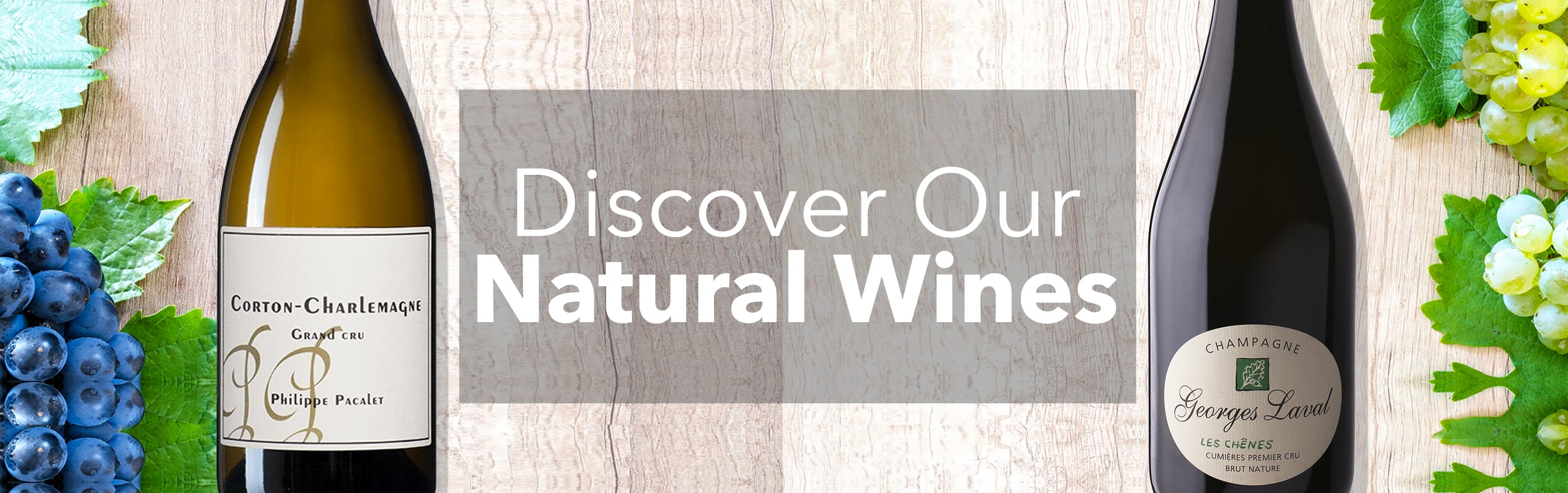 Buy Natural Wines - Online store