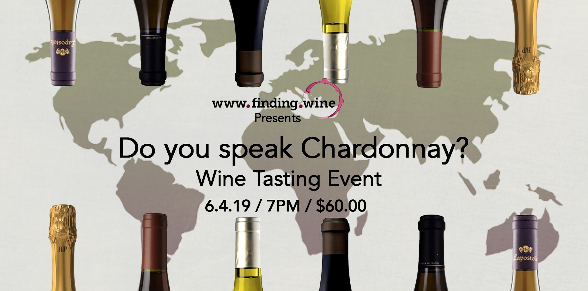 Do you speak Chardonnay?