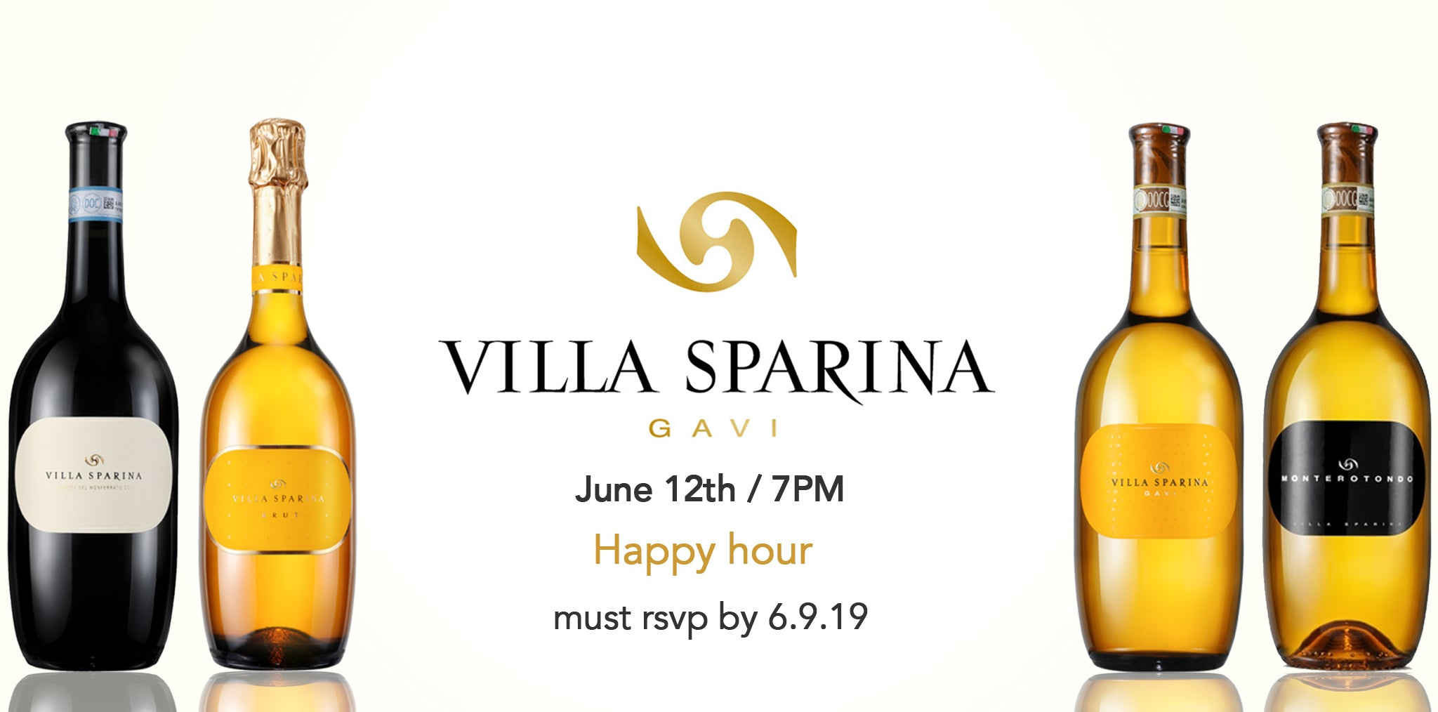Villa Sparina Happy Hour