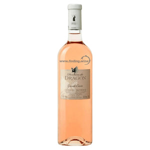 "Domaine Du Dragon - 2018 - Cotes de Provence Rose ""Grand Cuvee"" - 750 ml."