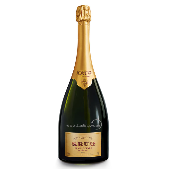 Krug  - NV - KRUG GRANDE CUVEE  168th Edition - 750 ml.