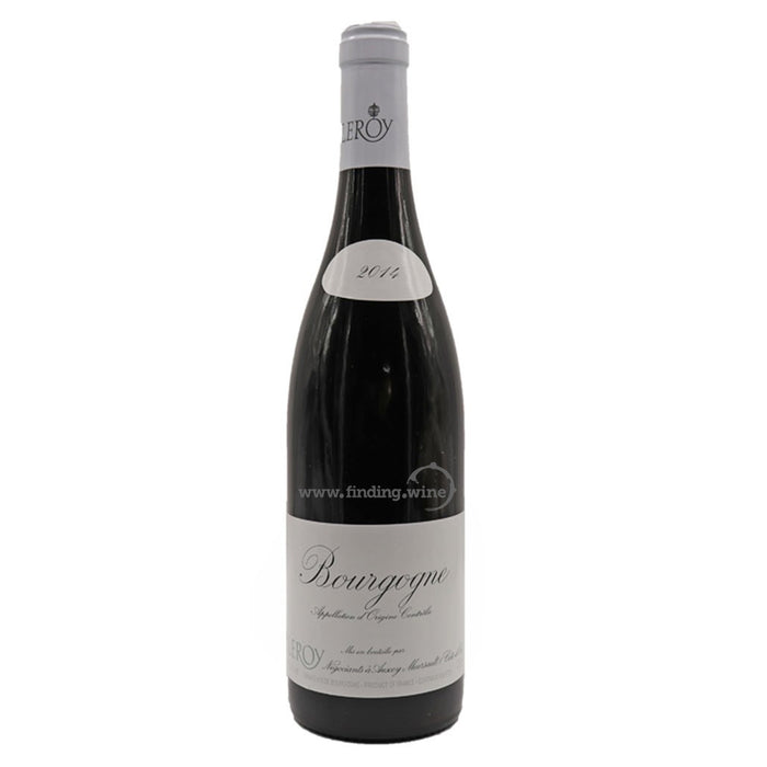 Maison Leroy _ 2014 - Bourgogne Red _ 750 ml.