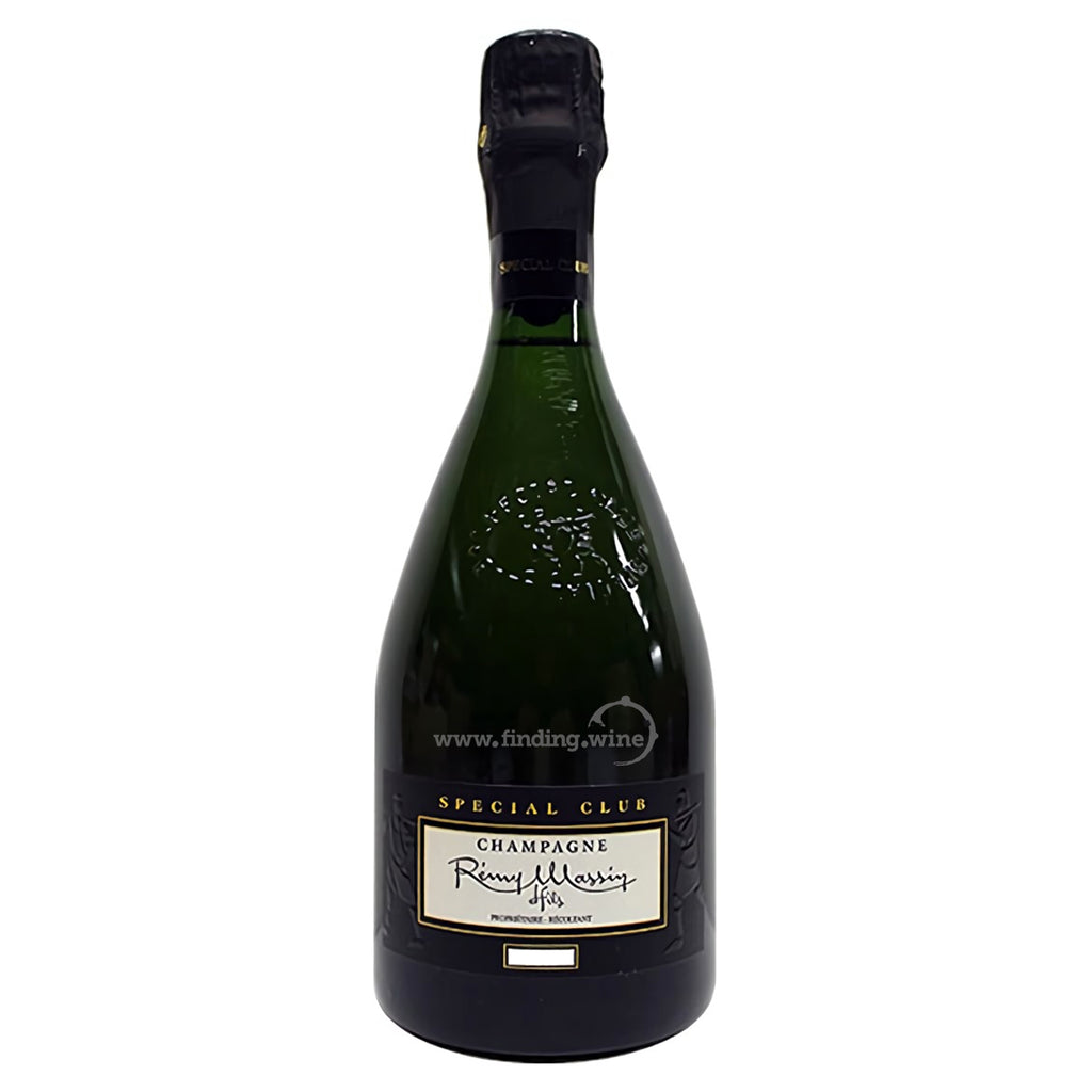 Champagne Remy massin et Fils _ 2009 - Special Club _ 750 ml.
