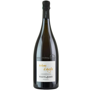 Vouette et Sorbee _ NV - Blanc d'Argile Extra-Brut _ 1.5 L |  Sparkling wine  | Be part of the Best Wine Store online