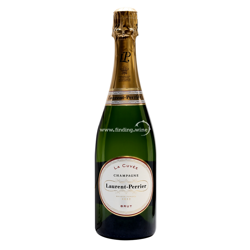 Laurent-Perrier _ NV - La Cuvee Brut _ 750 ml.