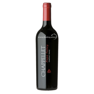 Chappellet 2016 - Cabernet Franc 750 ml. |  Red wine  | Be part of the Best Wine Store online