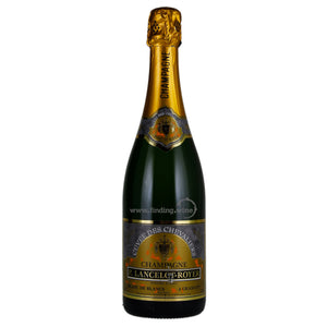 Domaine Lancelot-Royer _ NV - Blanc de Blanc Chevaliers _ 750 ml. |  Sparkling wine  | Be part of the Best Wine Store online