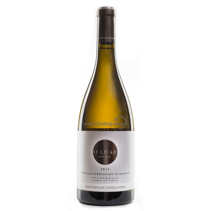Pago de los Capellanes _ 2015 - O Luar Do Sil Barrel Fermented Godello _ 750 ml. |  White wine  | Be part of the Best Wine Store online