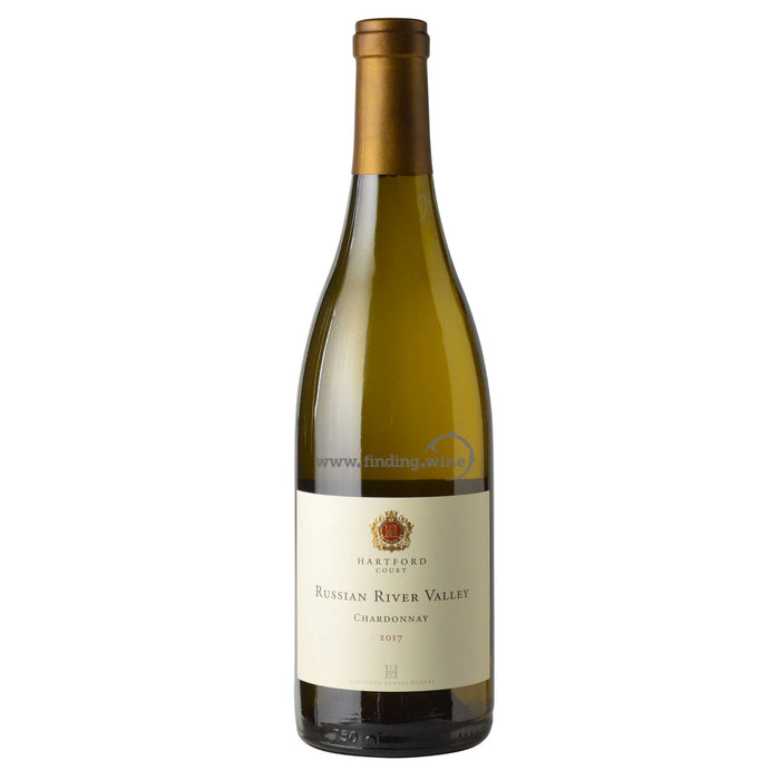 Hartford Court _ 2017 - Russian River Valey Chardonnay _ 750 ml.