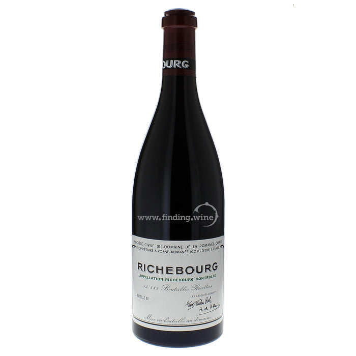 Domaine de la Romanee Conti - 1998 - Richebourg Grand Cru - 750 ml.