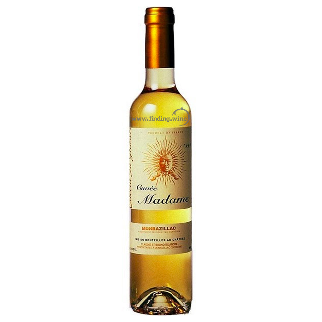 Chateau Tirecul La Graviere _ 1998 - Montbazillac Cuvée Madame _ 750 ml.