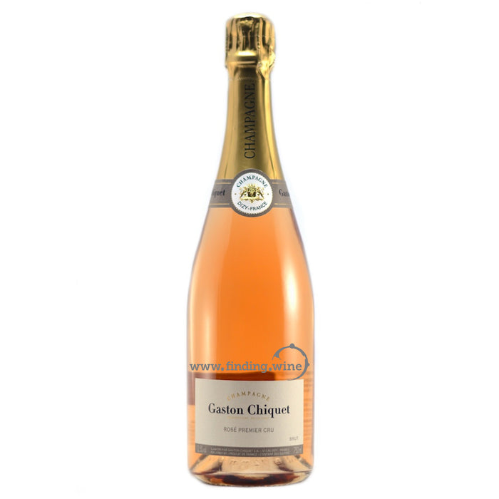 Gaston Chiquet - NV - Brut Rose  - 750 ml.