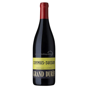 Caymus Wine Company 2017 - Suisun Grand Durif 750 ml. |  Red wine  | Be part of the Best Wine Store online