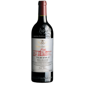 Bodegas Vega Sicilia _ 2014 - Valbuena 5º Año _ 1.5 L |  Red wine  | Be part of the Best Wine Store online