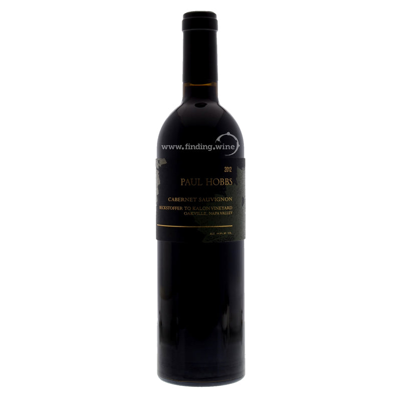 Paul Hobbs 2012 - Beckstoffer To Kalon 1.5 L -  Red wine - Paul Hobbs - finding.wine - wine - top wine - rare wine