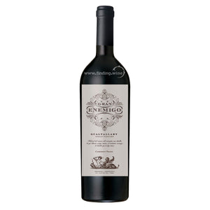 Bodega Aleanna El Enemigo 2014 - Gran Enemigo Gualtallary 750 ml. -  Red wine - Bodega Aleanna El Enemigo  | Be part of the Best Wine Store online