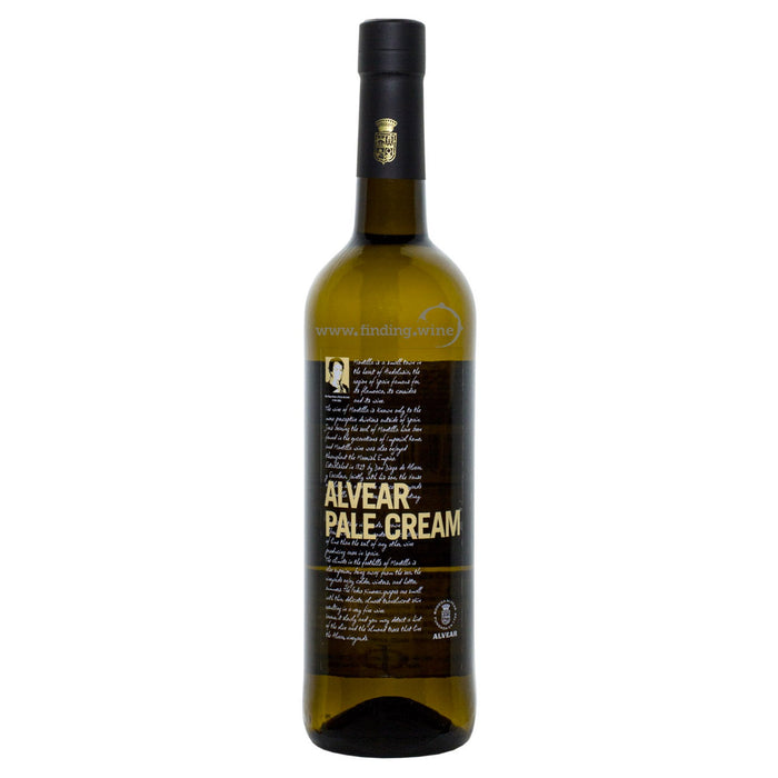 Bodegas Alvear  - NV - Pale Cream - 750 ml.