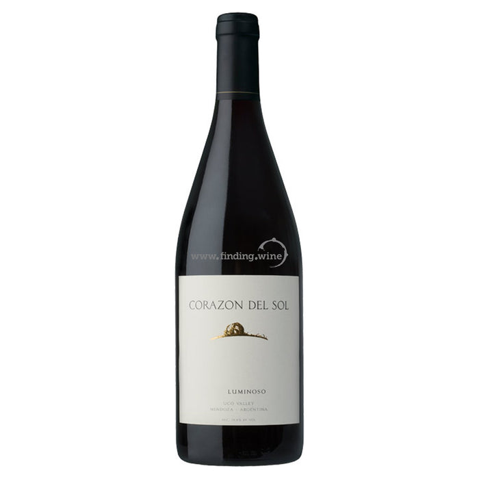 Corazon del Sol - 2013 - Luminoso Red - 750 ml.