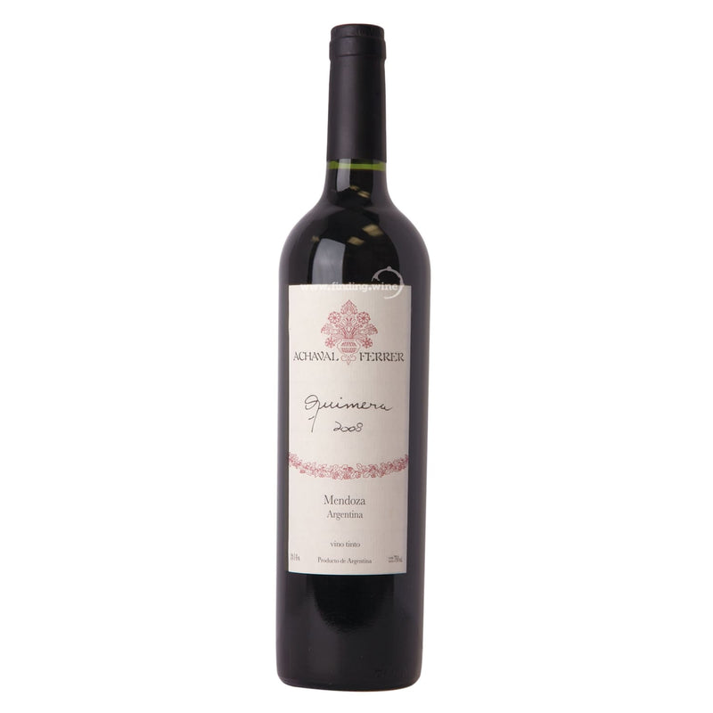 Achaval Ferrer 2008 - Quimera 750 ml. -  Red wine - Achaval Ferrer  | Be part of the Best Wine Store online