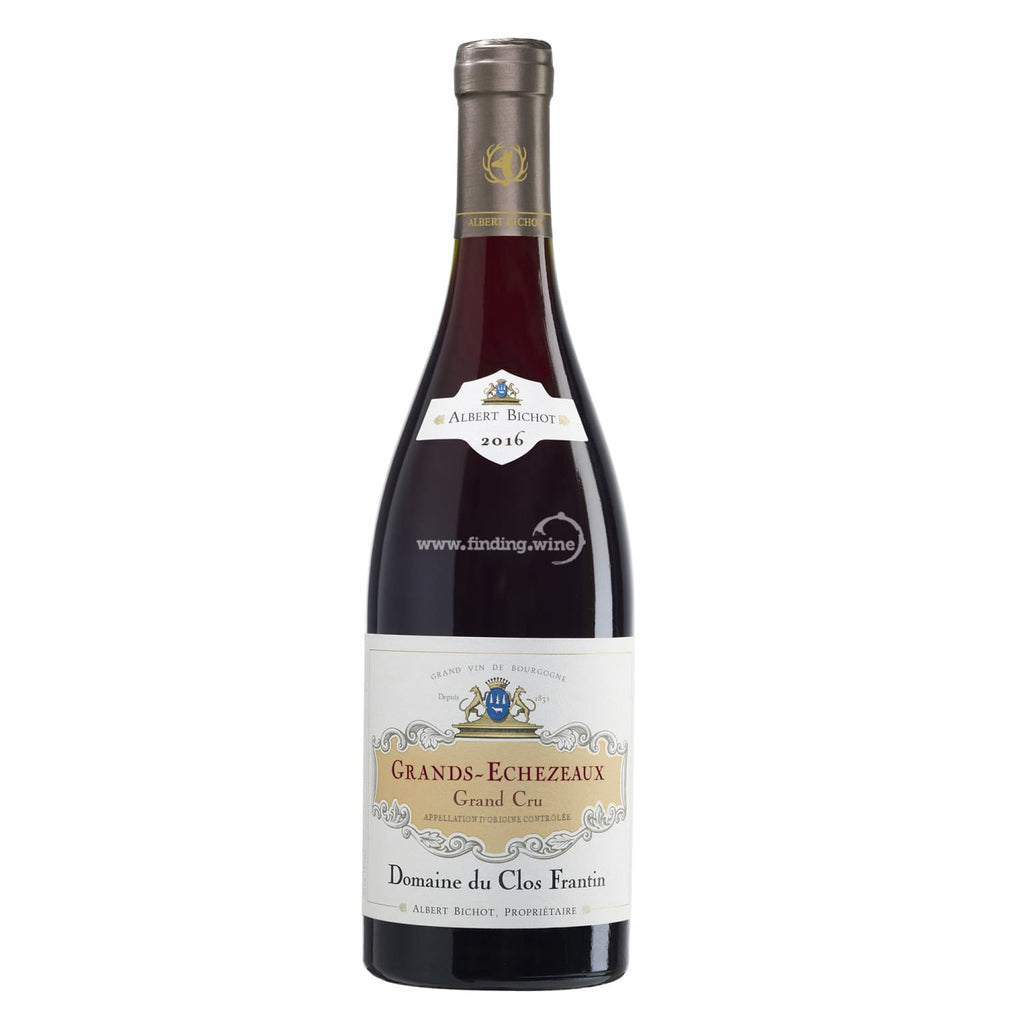 Albert Bichot Domaine Du Clos Frantin _ 2015 - Grands-Echezeaux Grand Cru _ 750 ml. - finding.wine - wine - top wine - rare wine