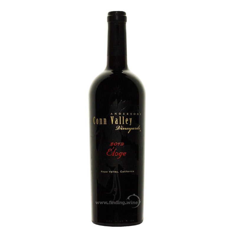 Anderson's Conn Valley 2013 - Eloge 750 ml. -  Red wine - Anderson's Conn Valley - finding.wine - wine - top wine - rare wine