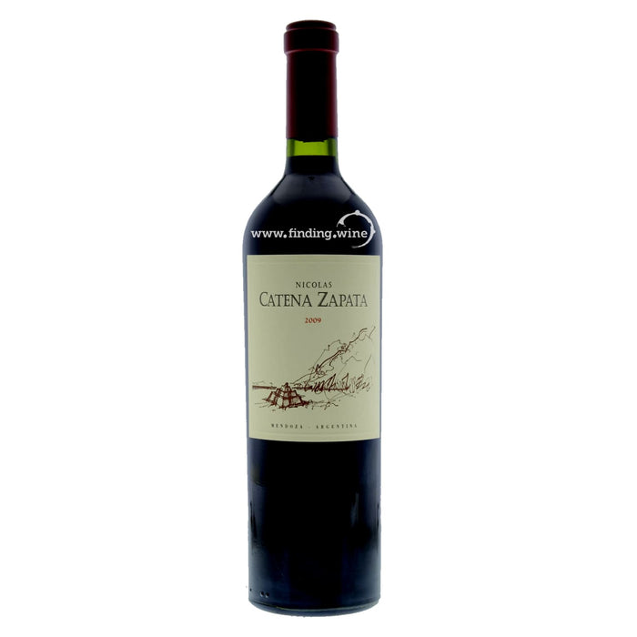 Catena Zapata 2009 - Nicolas Catena Zapata 750 ml.