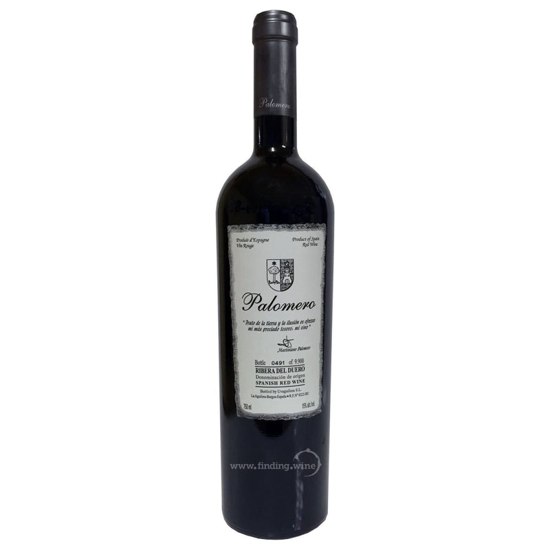Bodega Uvaguilera 2001 - Palomero 750 ml. |  Red wine  | Be part of the Best Wine Store online
