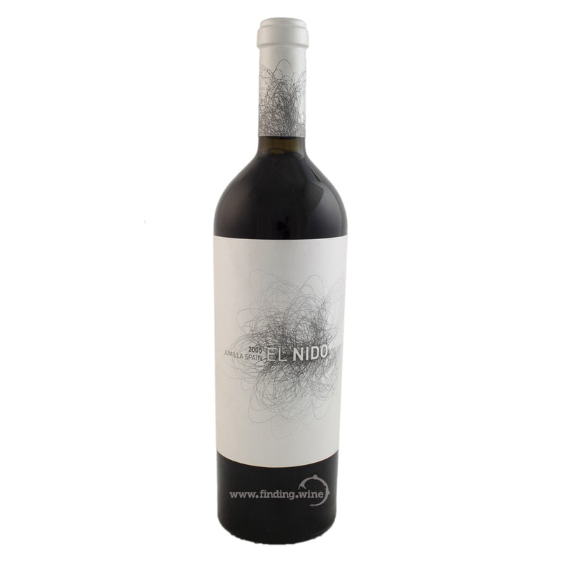 Bodegas El Nido 2005 - El Nido 750 ml. |  Red wine  | Be part of the Best Wine Store online
