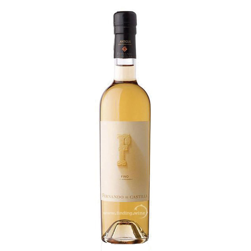 Bodegas Fernando de Castilla _ NV - Antique Fino _ 500 ml. - finding.wine - wine - top wine - rare wine