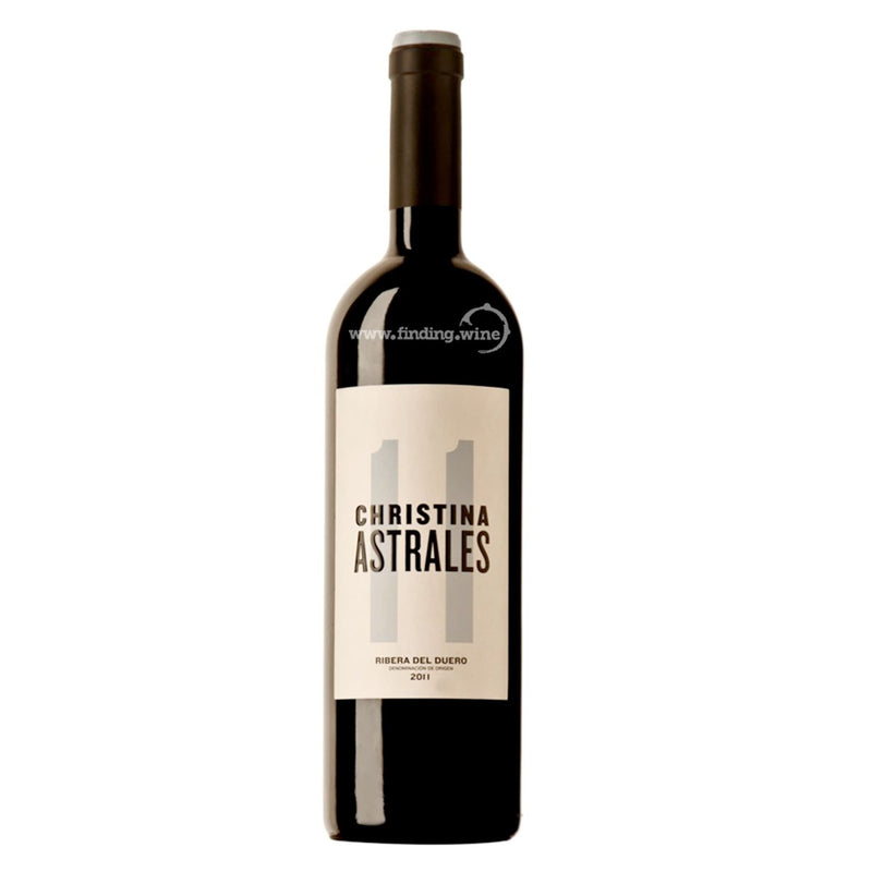 Bodegas Los Astrales _ 2011 - Astrales Christina _ 750 ml. - finding.wine - wine - top wine - rare wine