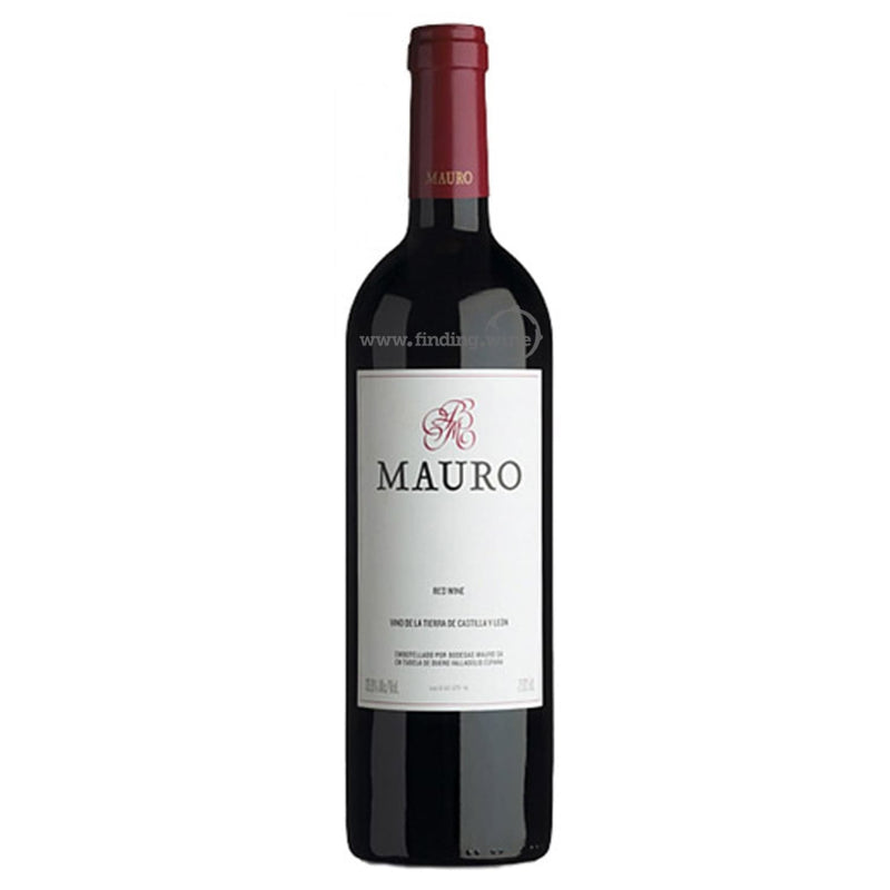 Bodegas Mauro _ 2014 - Mauro _ 750 ml. -  Red wine - Bodegas Mauro - finding.wine - wine - top wine - rare wine
