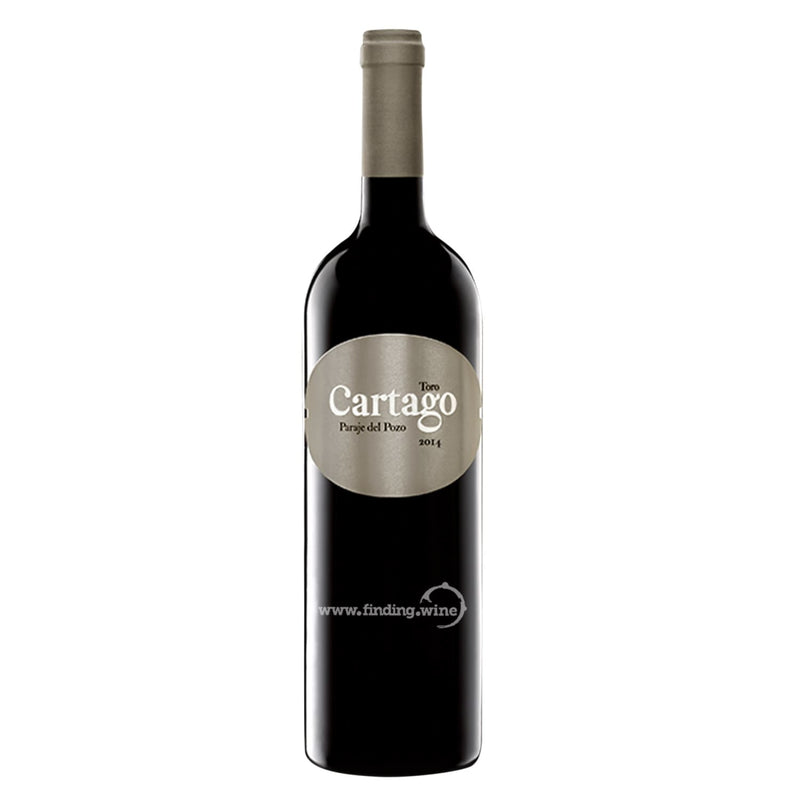 Bodegas Maurodos _ 2014 - Cartago _ 750 ml. - finding.wine - wine - top wine - rare wine
