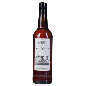 Bodegas Tradicion NV - Cream VOS 20 years 750 ml. |  Sherry wine  | Be part of the Best Wine Store online
