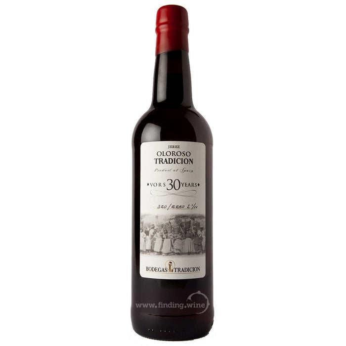 Bodegas Tradicion NV - Oloroso VORS 30 Years 750 ml.