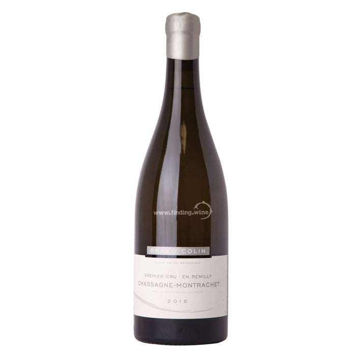 Bruno Colin 2015 - Chassagne-Montrachet 1er Cru En Remilly 750 ml.