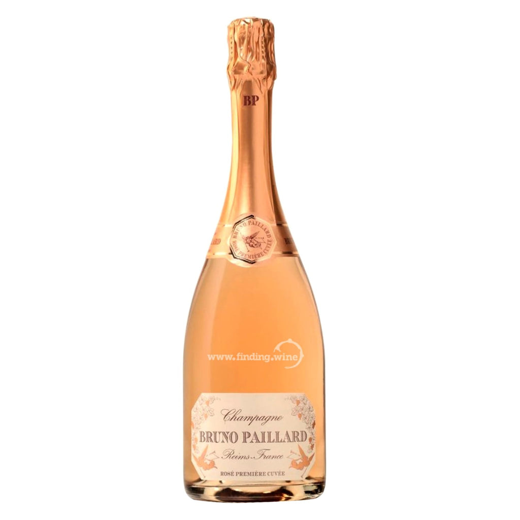 Bruno Paillard _ NV - Brut Rose Premiere Cuvee _ 750 ml. - Rose - www.finding.wine - Bruno Paillard