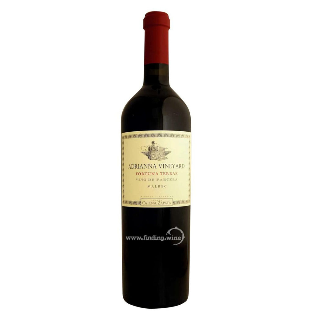 Catena Zapata _ 2014 - Adrianna Vineyard Fortuna Terrae _ 750 ml. - Red - www.finding.wine - Catena Zapata