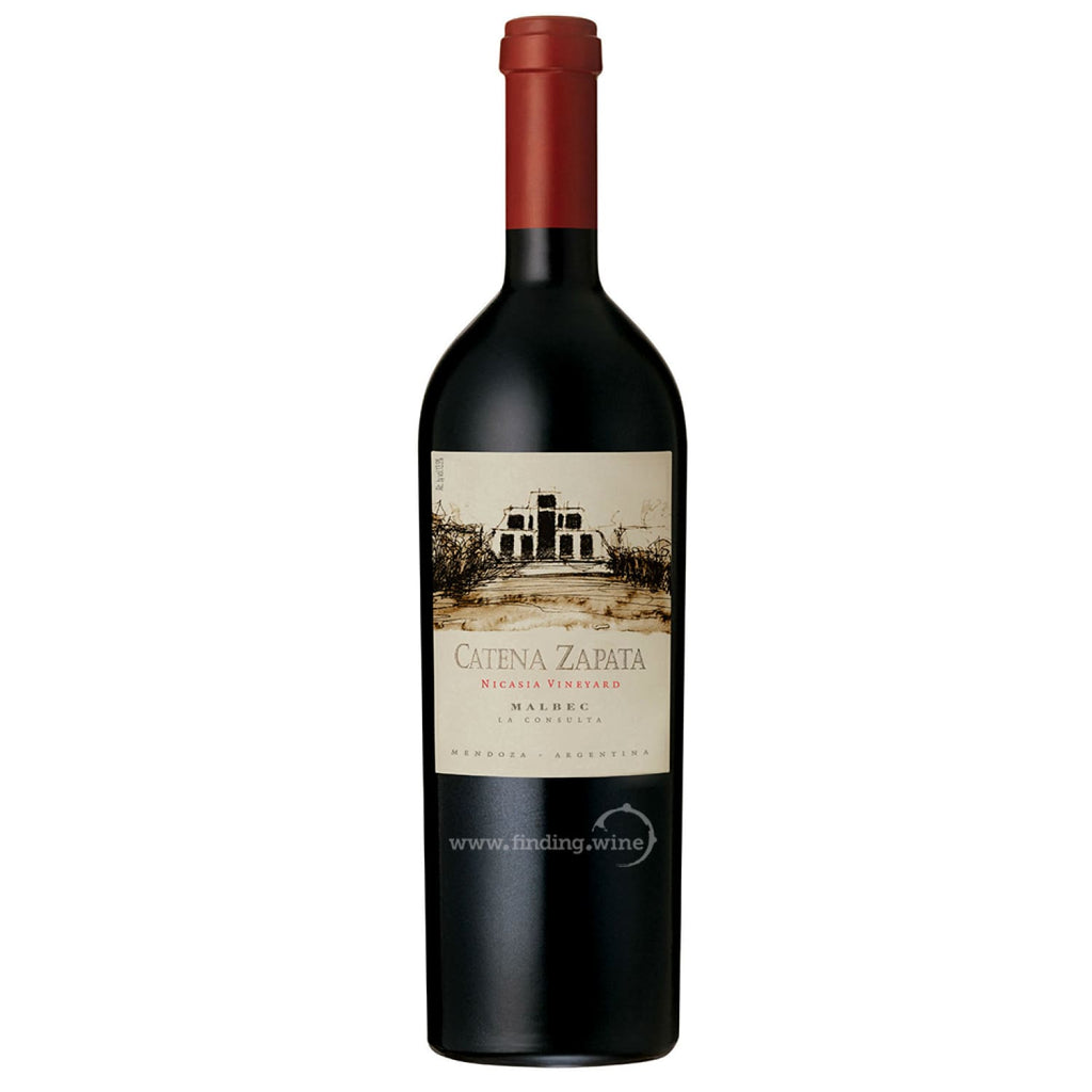 Catena Zapata _ 2014 - Nicasia _ 750 ml. - Red - www.finding.wine - Catena Zapata