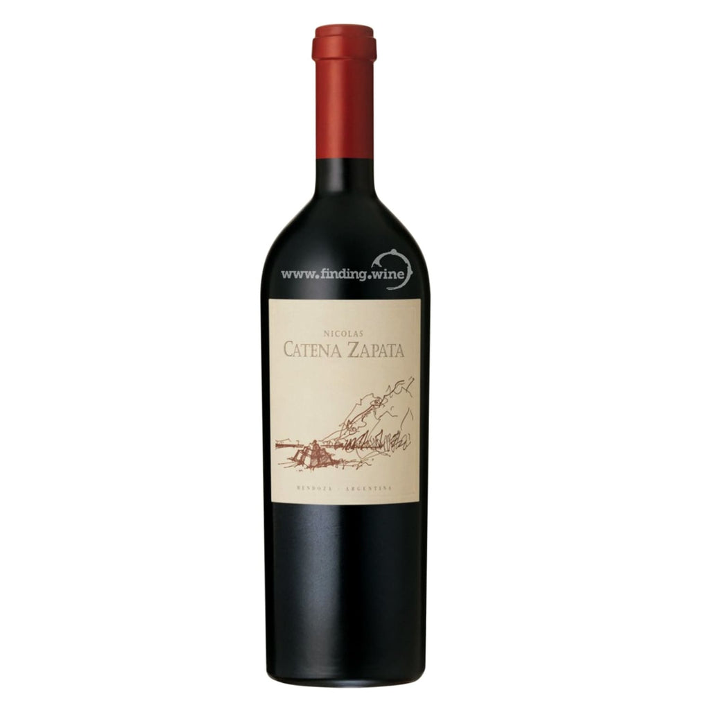 Catena Zapata _ 2014 - Nicolas Catena _ 750 ml. - Red - www.finding.wine - Catena Zapata