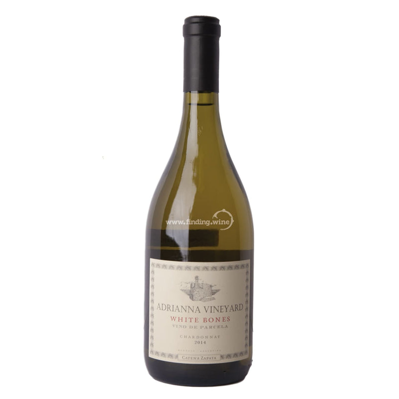 Catena Zapata _ 2014 - White Bones Chardonnay _ 750 ml. - White - www.finding.wine - Catena Zapata