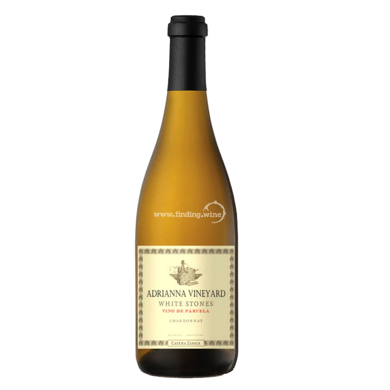 Catena Zapata _ 2015 - White Stones Chardonnay _ 750 ml. - White - www.finding.wine - Catena Zapata