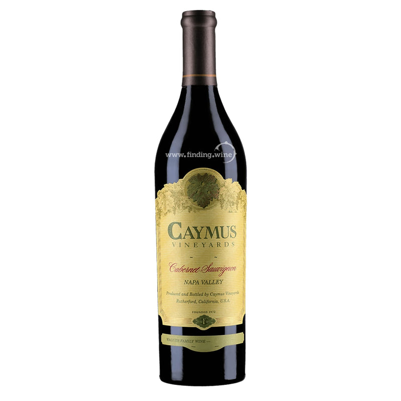 Caymus _ 2016 - Caymus _ 1.0 L - Red - www.finding.wine - Caymus