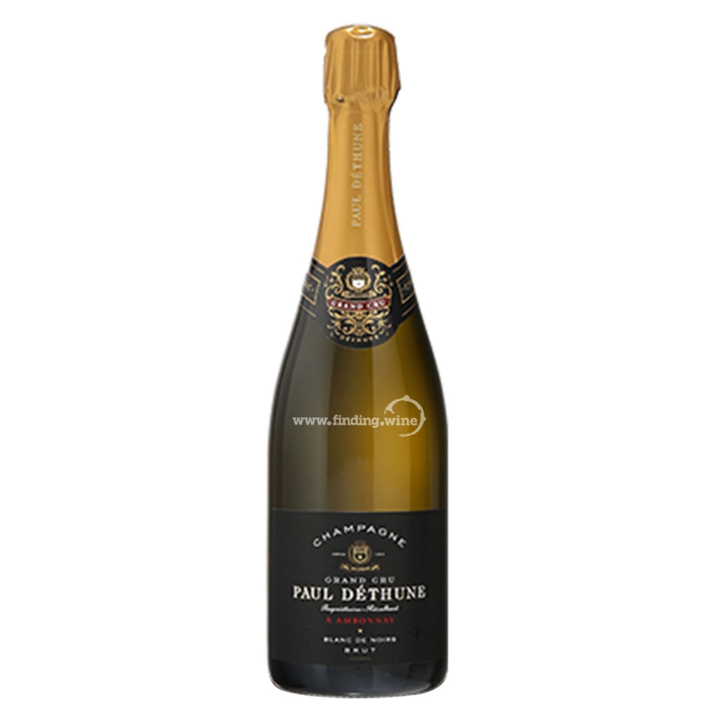 Champagne Paul Dethune _ NV - Extra Brut Grand Cru _ 750 ml. - Sparkling - www.finding.wine - Champagne Paul Dethune