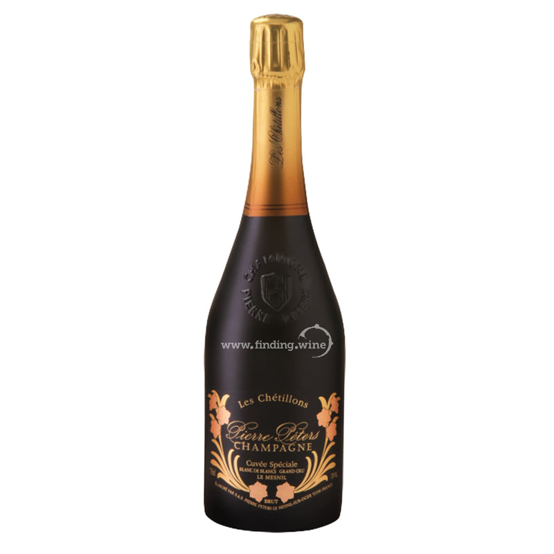 Champagne Pierre Peters _ 2005 - Blanc de Blancs Le Mesnil Cuvee Speciale Les Chetillons _ 750 ml. - Sparkling - www.finding.wine -