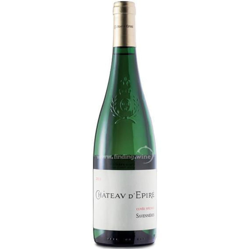 Chateau Depire _ 2014 - Savennieres Cuvee Speciale _ 750 ml. - White - www.finding.wine - Chateau Depire