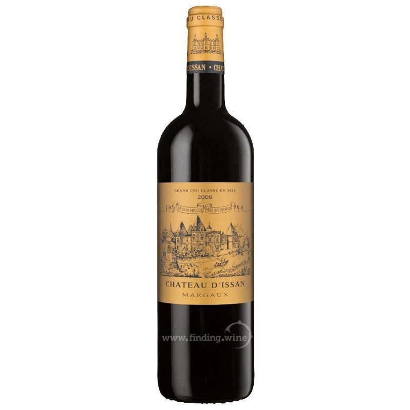 Chateau D'issan 2012 - Blason D'issan Margaux 750 ml. -  Red wine - Chateau D'issan - finding.wine - wine - top wine - rare wine