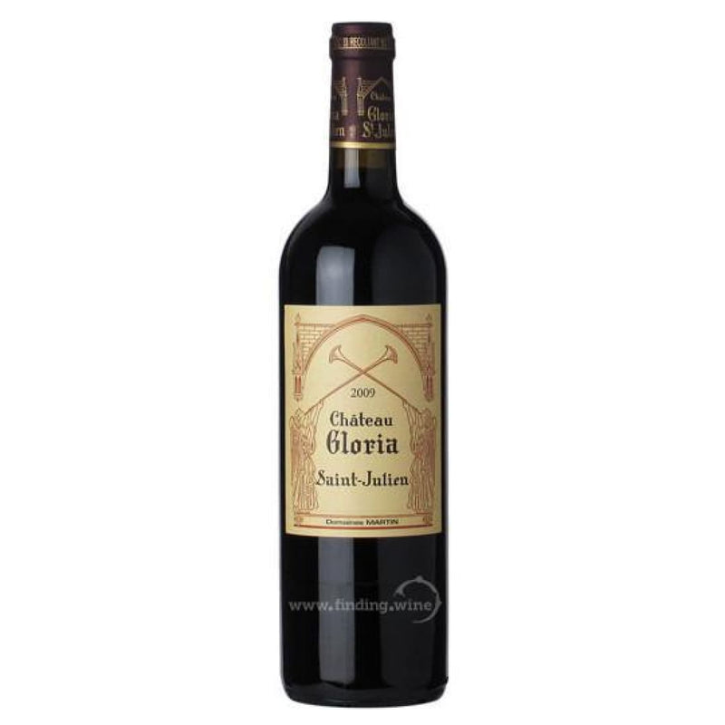 Chateau Gloria _ 2012 - Chateau Gloria _ 750 ml. - Red - www.finding.wine - Chateau Gloria