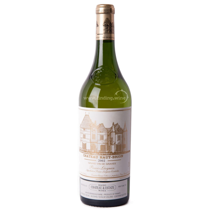 Chateau Haut Brion _ 2002 - Chateau Haut Brion _ 750 ml. - Red - www.finding.wine - Chateau Haut Brion
